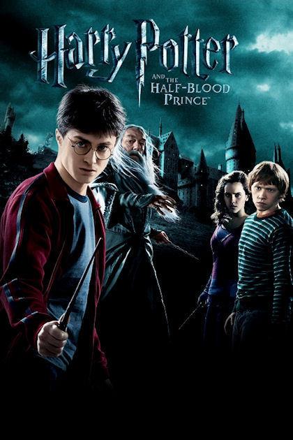 Harry Potter and the Half-Blood Prince (2009) แฮร์รี่ พอตเตอร์ กับ เจ้าชายเลือดผสม
